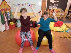 Cvičení pro zdraví a bazální stimulace ve II. třídě