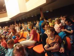 Mateřská škola na baletu Broučci