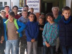 Zahájení spolupráce se Zdravotně sociálním střediskem
