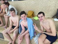 Plavecké závody Zlín