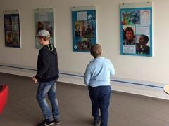 Naše výstava v Galerii Patro