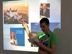 Slovensko - projektový den