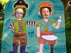 Školka na pirátské vlně