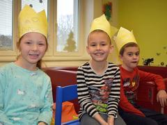 Tři králové ve školce