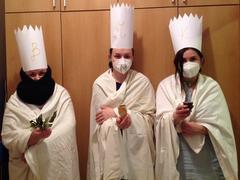 Tři králové na Bělince